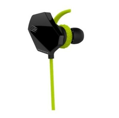 Mad Catz E.S. PRO 1 Gaming Earbuds - MCB434150006/06/1 - Green