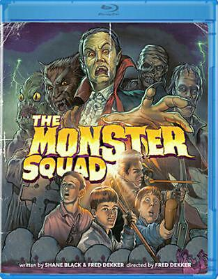 Monster Squad - Blu-Ray Region 1 Free Shipping!