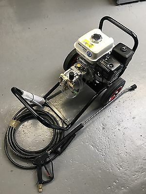 Honda engined GP200  petrol pressure washer  brand new machine Free Post