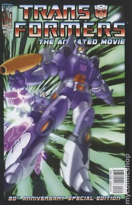 Transformers Animated Movie Adaptation (2006) #2A VF