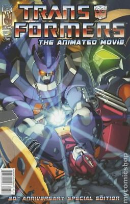 Transformers Animated Movie Adaptation (2006) #4A FN