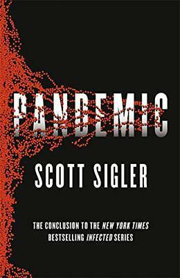 Pandemic by Sigler, Scott | Paperback Book | 9781444791693 | NEW