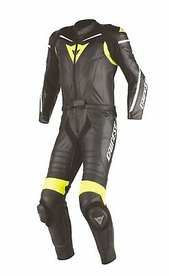 Dainese 1513438 LEATHER SUIT MOTORCYCLE RACING LEATHER SUIT Laguna Seca D1 N49