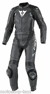Dainese 2513420 LADIES LEATHER SUIT MOTORCYCLE RACING 2-tlg. Avro D1 sw-antr