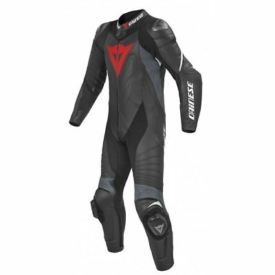 %SSV% Dainese 1513404 Leather suit Motorcycle Racing One piece suit LAGUNA SECA