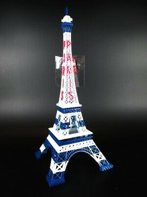 Eiffel Tower Paris Metal Model 12 3/16in, Limited with Certificate, Tour France