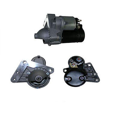 PARA PEUGEOT 307 1.4 HDi Motor De Arranque 2002-on-15683uk