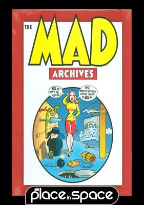 Mad Archives Vol 04 - Hardcover