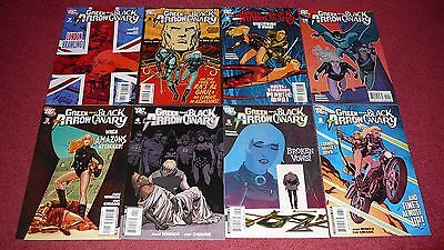 GREEN ARROW/BLACK CANARY lot, 8 issues, #s 3-10 (DC, 2008) NR!