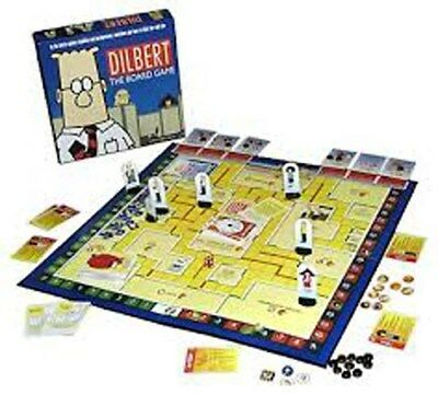 Board Game Dilbert The Board Game The Dilbert Principle Corporate Based Hyperion