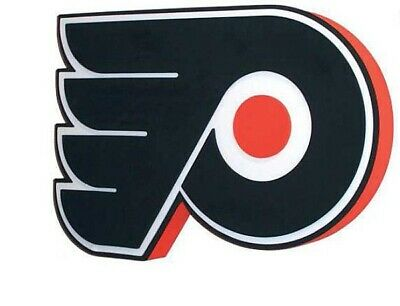 Philadelphia Flyers 3D Fan Foam Logo Sign Picture, NHL Ice Hockey, Relief
