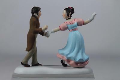 Dept 56 Dickens'  'A Dance With Belle' A Christmas Carol #4050946 New In Box