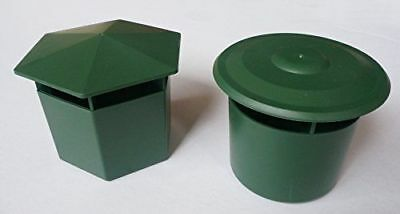 2 Pack Slug & Snail Trap Safe and Simple Way to To Catch Snails and Slugs