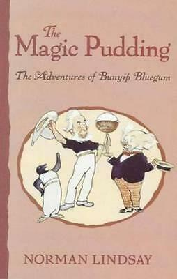 NEW The Magic Pudding By Norman Lindsay Paperback Free Shipping