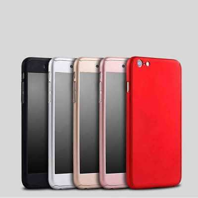 360 Full Body Protective IPhone Case Covers For Apple Precise Skin Protect 7/7p