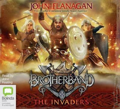 NEW The Invaders By John Keating Audio CD Free Shipping