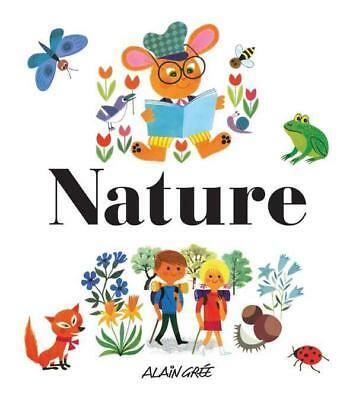 NEW Nature By Alain Gree Hardcover Free Shipping