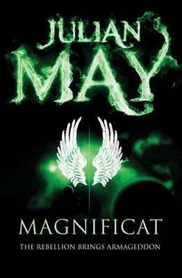 NEW Magnificat By Julian May Paperback Free Shipping