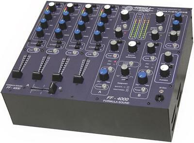 Formula Sound - FF4000 - 4 Channel Dj Mixer