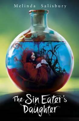 NEW The Sin Eater's Daughter By Melinda Salisbury Paperback Free Shipping