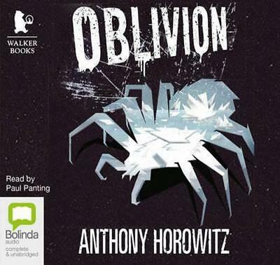 NEW Oblivion By Anthony Horowitz Audio CD Free Shipping