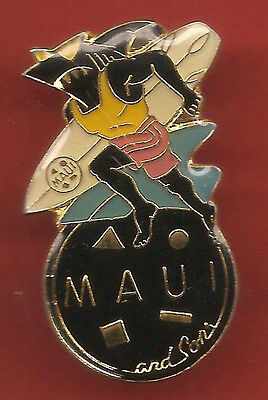 Pin's pin REQUIN SQUALE SURF MAUI AND SONS ( ref CL04 )