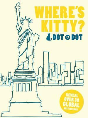 NEW Where's Kitty? By Bounty Paperback Free Shipping