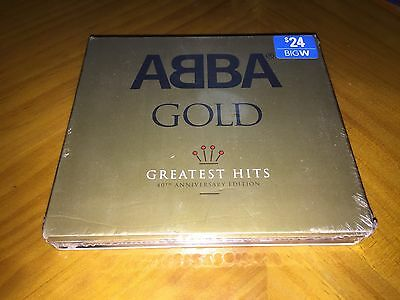 ABBA - Gold: Greatest Hits [3CD] [40th Anniversary Deluxe Edition] New & Sealed