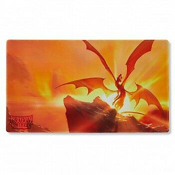 Dragon Shield Playmat - Yellow (Limited Edition) Spiel-Matte Spiel-Unterlage