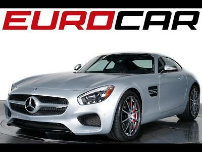 2016 Mercedes-Benz Other S 2016 Mercedes-Benz AMG GT S - Beautiful Matte designo Magno Iridium Silver