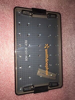 "Smith Nephew 81011408 Sterilization Tray 11"" x 6-1/2"" x 1/2"" Free USA Shipping"