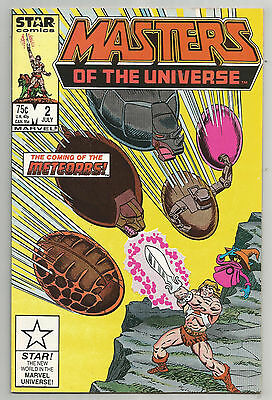 Masters Of The Universe # 2 * 1986 * Marvel Comics * Nice Copy