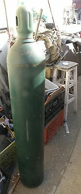 large oxygen tank welding only