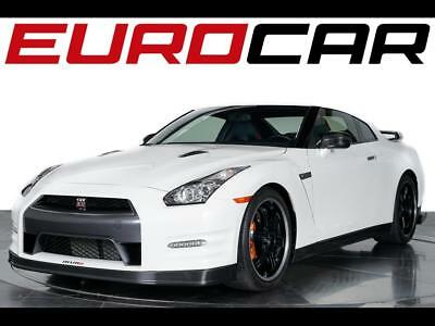 2013 Nissan GT-R Black Edition 2013 Nissan GT-R Black Edition - CARBON FIBER REAR SPOILER, Recaro Seats