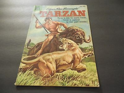 Tarzan #115 December 1959 Silver Age Dell Comic Book                     ID:7179