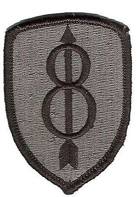 Us Army 8Th Infantry Division Patch - Acu