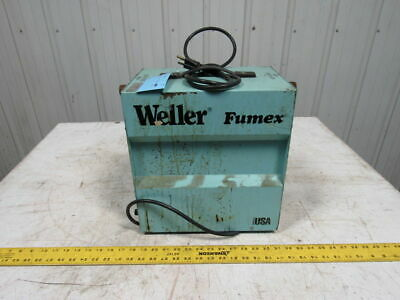Fumex WFE4 Soldering Station Fume Extractor 115V 1PH 60Hz