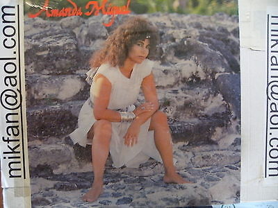 "AMANDA MIGUEL Self titled 12"" MAXI SINGLE Still Sealed/NUEVO Y SELLADO"