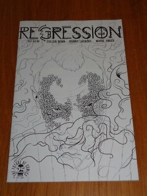 Regression #1 Image Comics Variant Vf (8.0)