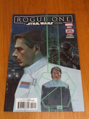 Rogue One A Star Wars Story #3 Marvel Comics Vf (8.0)