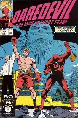 Daredevil (1964 1st Series) #289 VG LOW GRADE