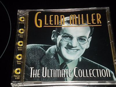 Glenn Miller - The Ultimate Collection - CD Album - 1998 - 23 Great Tracks