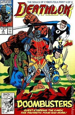 Deathlok (1991 1st Series) #5 NM