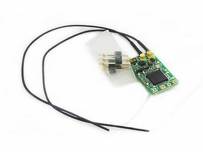 FrSky XM PLUS (Mini SBUS Non-telemetry Full Range)