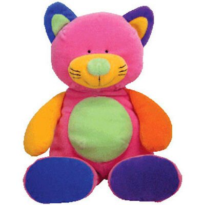 Baby TY - KITTY CAT the Cat (10 inch) - MWMT's BabyTy Plush