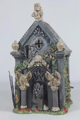 Dept 56 'Rest In Peace, 2014 LE' 2nd In Series Lit Crypt #4038887 New In Box