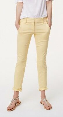 Ann Taylor LOFT Cropped Skinny Chinos Pants Various Colors and Sizes NWT