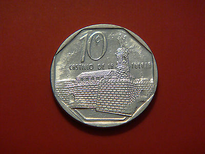 World Coin 10 centavos,  2009