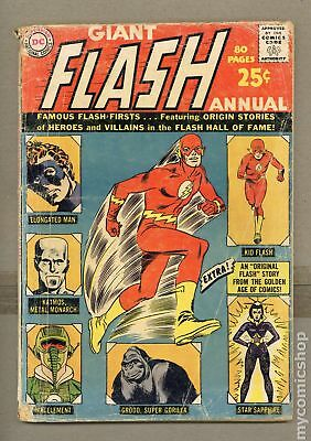 Flash (1959 1st Series DC) Annual #1 FR/GD 1.5
