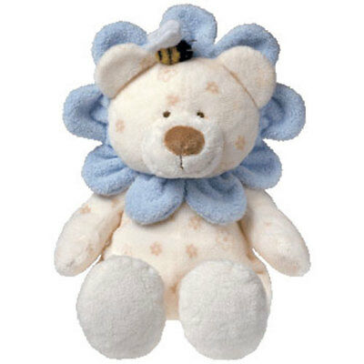 Baby TY - BABY BLOOMS the Flower Bear (11 inch) - MWMTs BabyTy Stuffed Toy